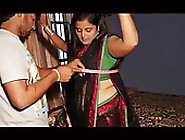 Indian Porn Mms Of Sexy Mature Naughty Aunty With Tailor