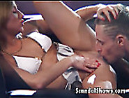 Sexy Blonde Girl Get Her Pussy Licked