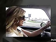 Behind The Scenes Racing With Busty Milf Shyla