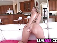 Sara Jay Has One Sexy Big Round Ass