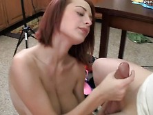 Daughter Wants Daddy's Cock