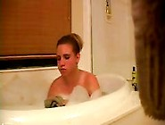 Hidden Cam Catches Girlfriend Masturbating In Bath