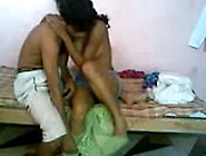 Desi College Students Homemade Scandal