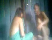 Indian Sex Scandal Of Manipuri Village Bhabhi Fucked By Father-I