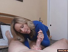 Jodi West In Mother's First Lesson