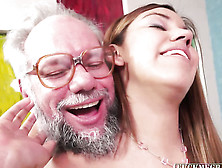 Extreme Sex With Granddaddy