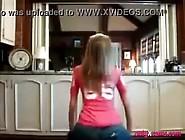 Sexy Teen Ass Shake