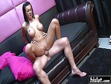 Big Busty Chantelle Fox Rode A Dick