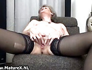 Grey Old Woman With Big Tits And Black