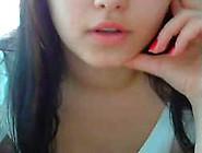 Teen Webcam Tease Only (Non-Nude)
