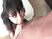 Extreme Blowjob With Dana Vespoli