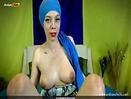 Jasmin | Private Show | Hijabi Muslim Girls | Www. Ckxgirl. Com