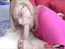Daryl Hannah Teaches Teens Some Oral Sex