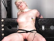 Bizarre Bondage With Mommy And Young Daughter