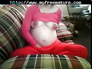 Webcam Girl Amateur Pregnant Schwanger