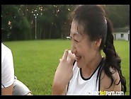 Azhotporn. Com - Jogging Asian Wife Is Sexually Frustrated 2