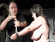 Busty Bbw Andreas Hardcore Breast Whipping And Extreme Amateur B