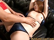 Asami Ogawa Asian Doll Has Hot Sticky