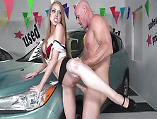 Shawna lenee car repair