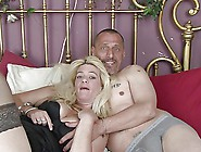 Mature Amateur Couple Going For It