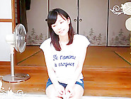 Best Japanese Whore Madoka Asamiya In Amazing College,  Stripteas