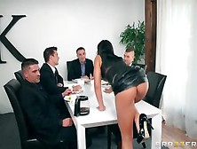 [Beinfilx] The Dinner Party - Real Wife Stories Brazzers