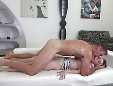Rocco Siffredi Gets His Asshole Licked Out