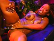 Big Titty Black Babe Loves Ebony Dick