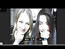 Omegle Girls Reaction 3