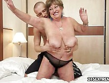 Big Beautiful Woman Destroyed By A Cock