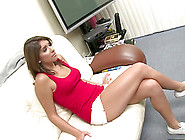 Huge Pulsating Dick Makes Bella Rey Feel Extremely Happy