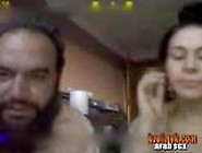 Arab Couple Having Sex On Webcam For Money