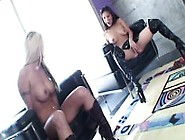 A Couple Of Kinky Girls Have A Crazy Fuck Fest Using Sexy Toys