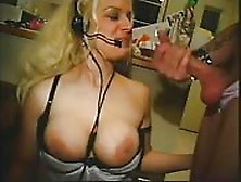 Telemarketer Has Her Shit Hammered