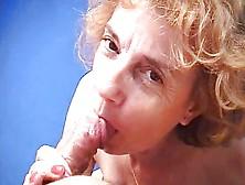 French Hairy Granny
