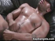 Blindfolded White Gay Fucked By Dark Hard Cock