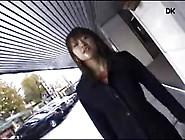 Japanese Gets Shameful Public Cum Walk