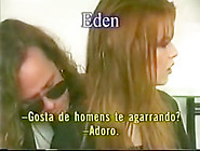 Eden Eighteen Anos Team Fuck Brutal Dupla Penetracao