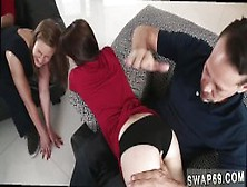 Rebeccas Mother And Crony's Daughter Hookers Fucked In Car
