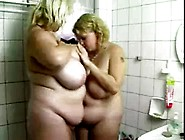 Fat Mother And Daughter Shower Lesbian