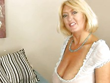Mom Is Willing To Have Some Fun Since Nobody Has Fucked Her
