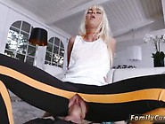 Grace's Step Mother And Ally's Daughter Slaves First T