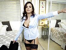 Morning Sex For Stunning Brunette Keisha Grey