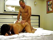 Matrimonio Ruso Follando En Un Hotel