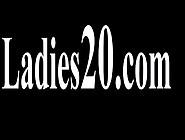 Horny Lesbians Erotica With Black Dildo