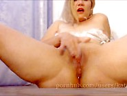 Sensual Foreplay - Huge Squirting Orgasm