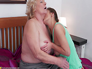 Old And Young Lesbians In Heat