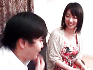 Awesome And Cute Japanese Girl Gets Ed In The Room