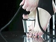 Best Feet Slavery Ever – Eat Your Mistress Feet,