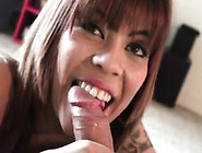 Hot Latina Andrea Monett Extreme Sex And Take A Facial Jizz!